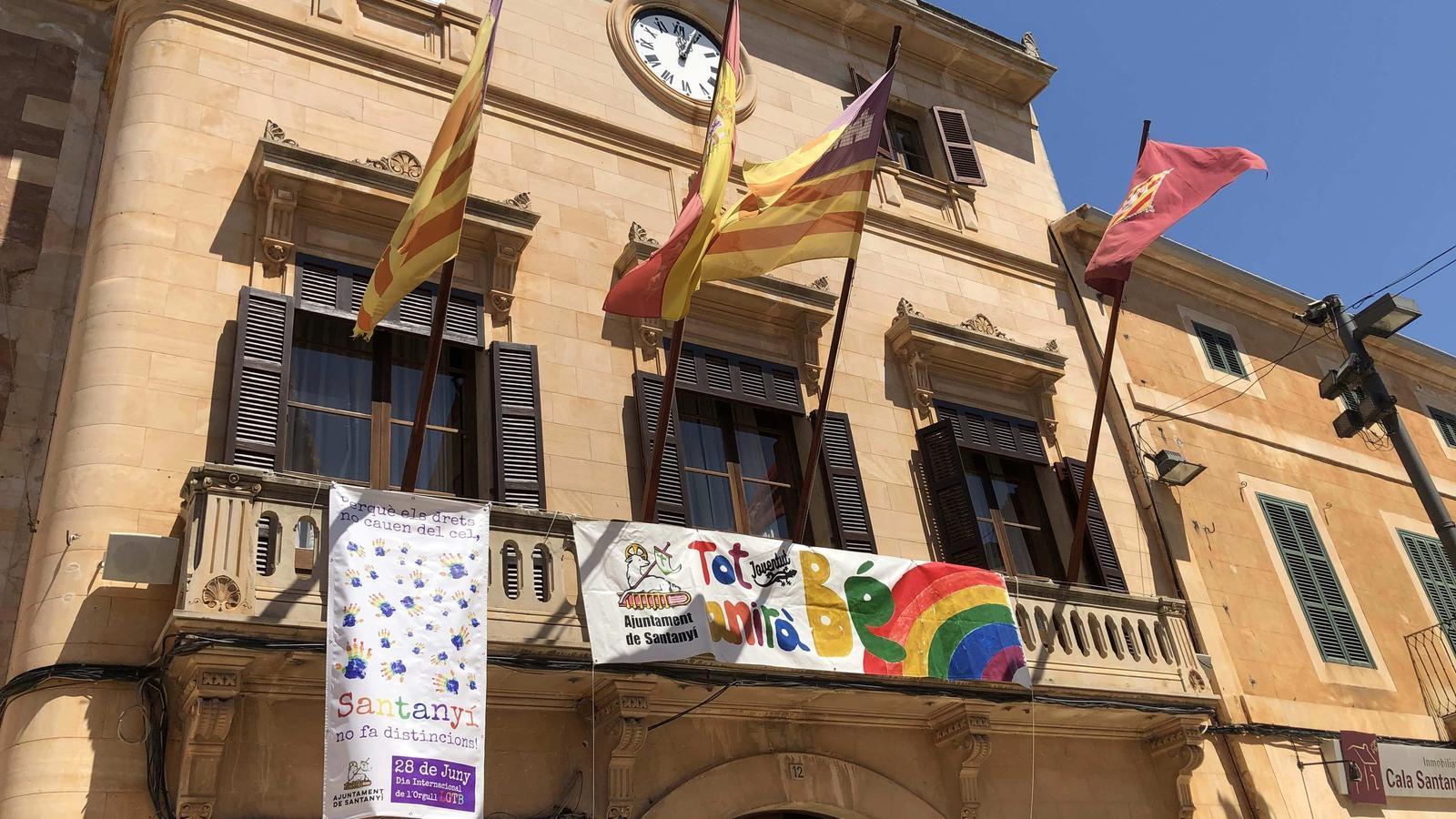 L'Ajuntament ha obert un ampli front per atendre l'emergència social.