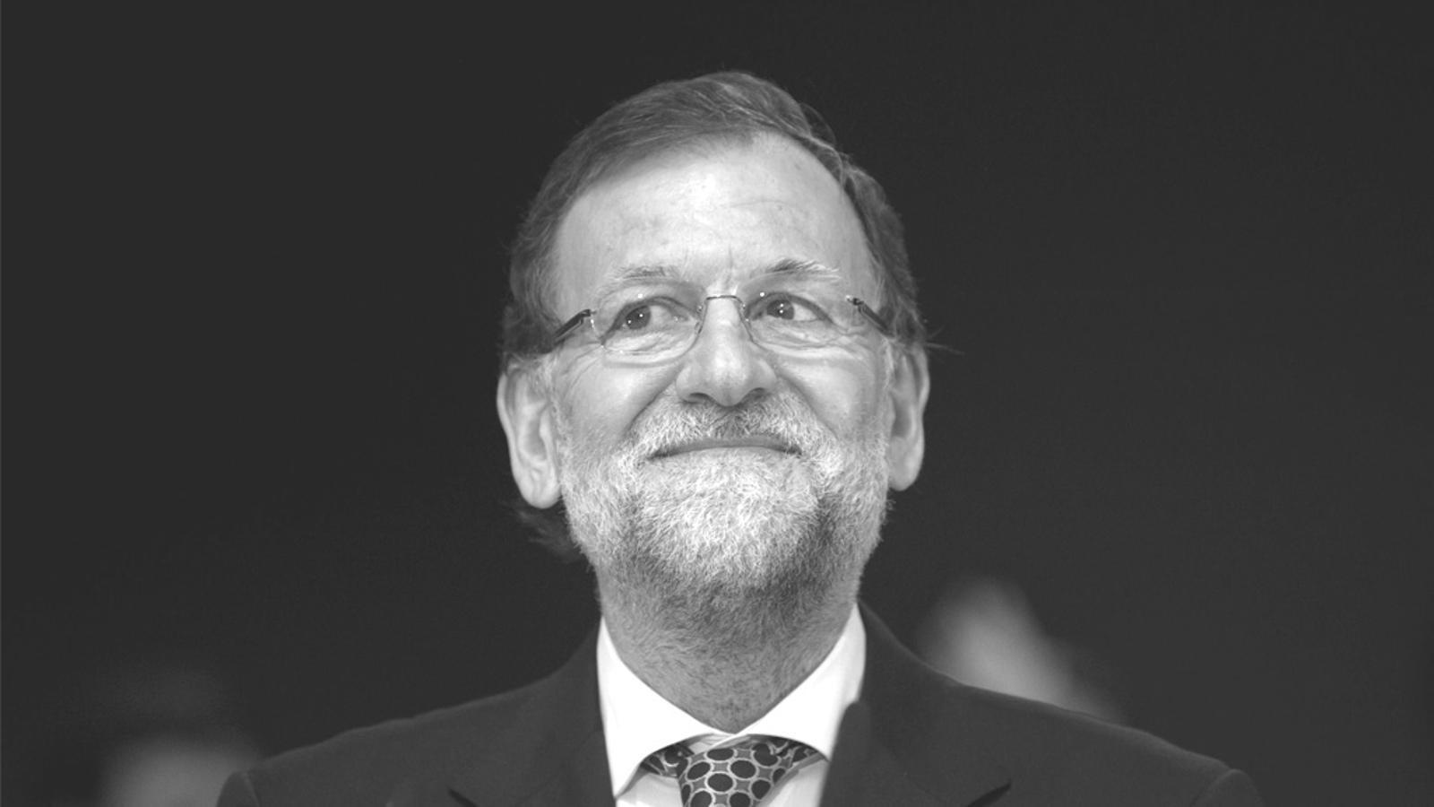 L'editorial d'Antoni Bassas: 'I l'europea?' Amoïnats amb Rajoy (02/10/2015)