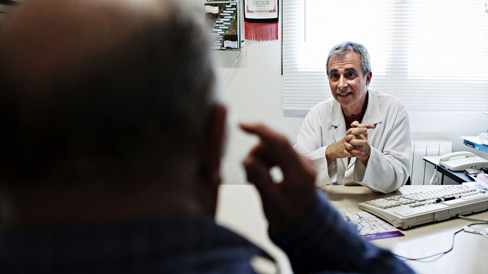 Examen d'empatia per fer medicina
