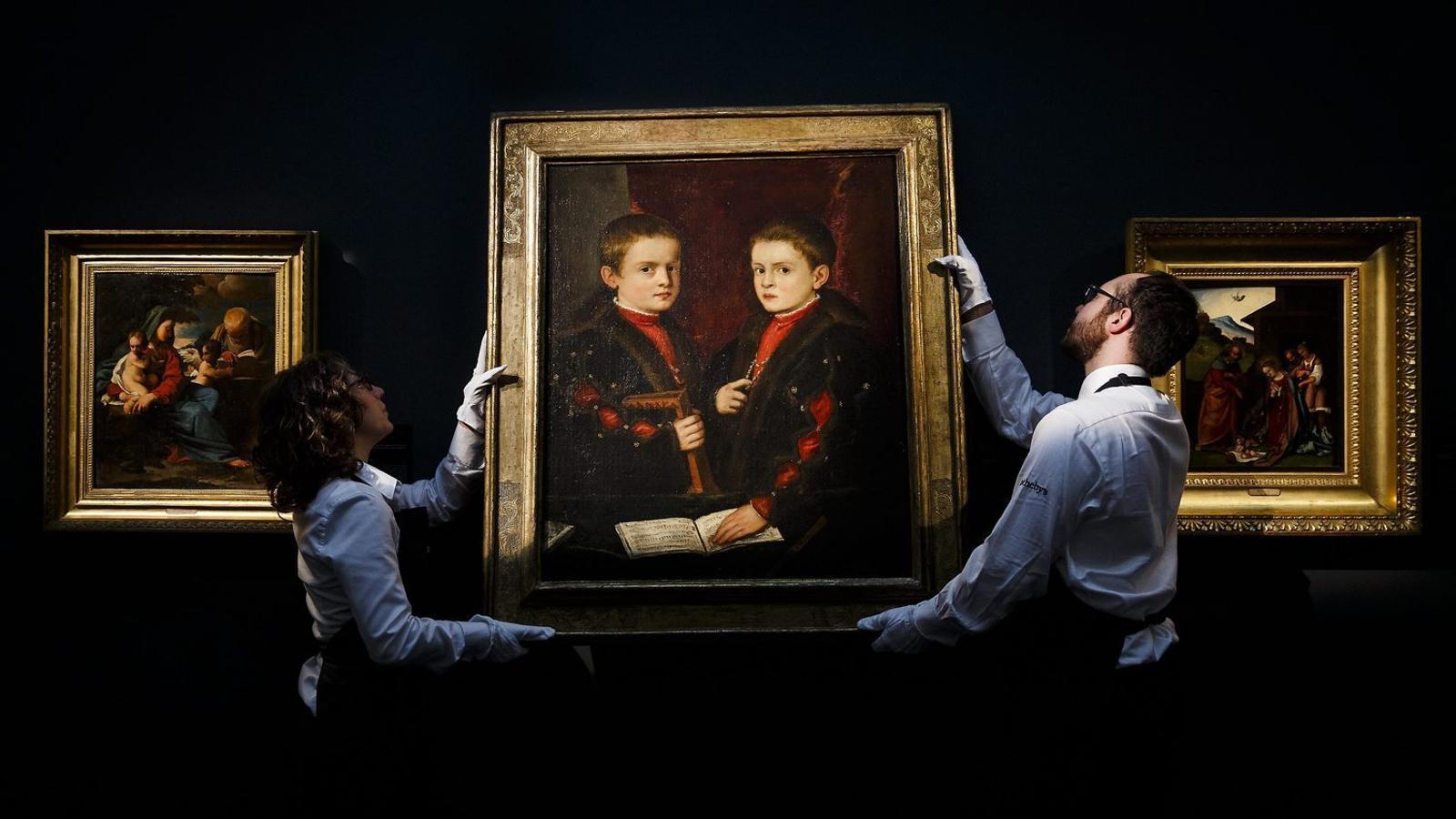 Sotheby's crea una unitat de detectius de l'art