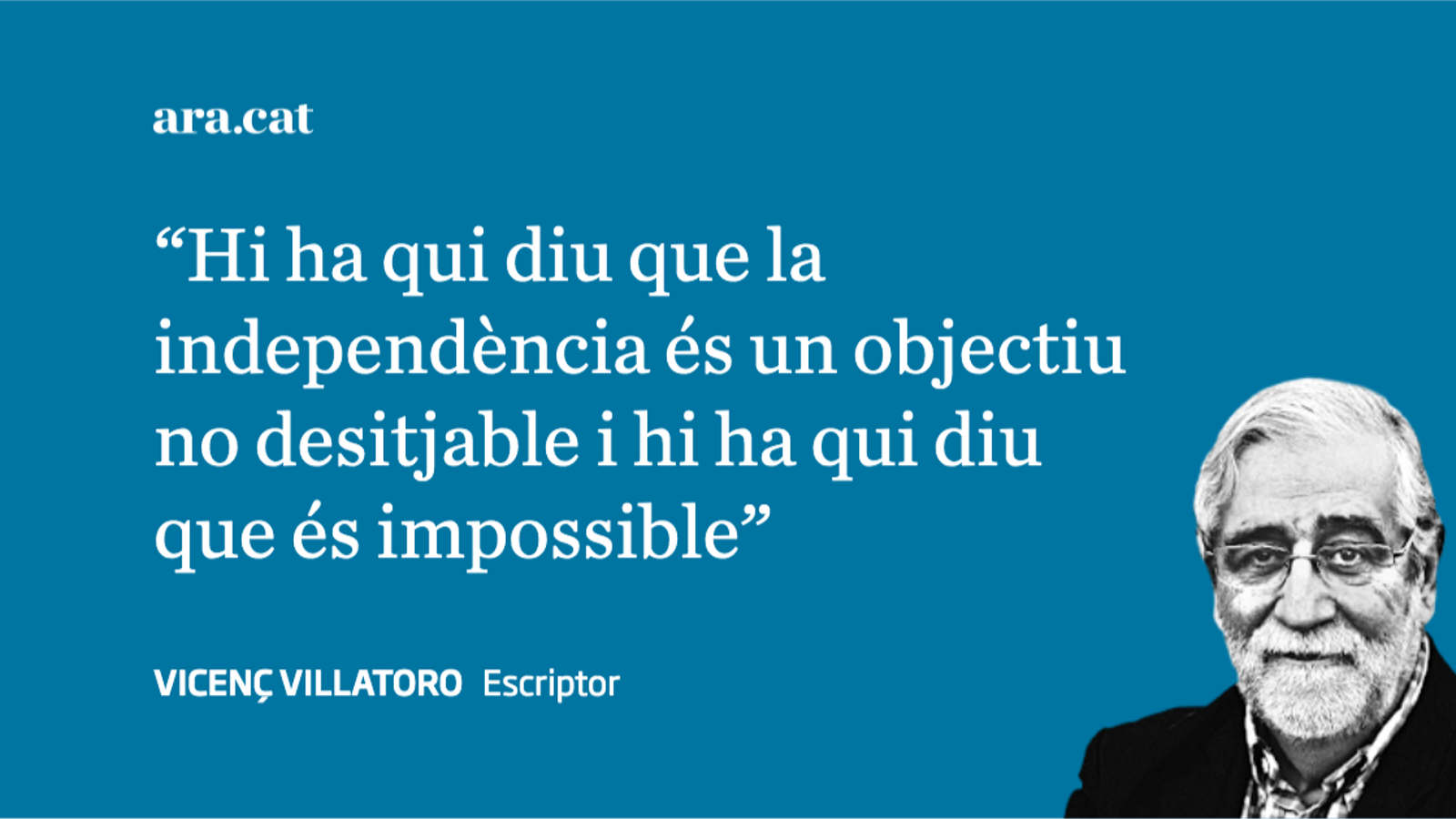 16/9: Contra l'impossible