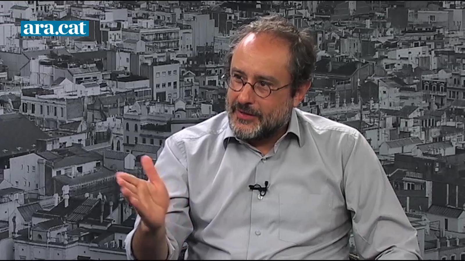 Antonio Baños: No investirem el president Mas