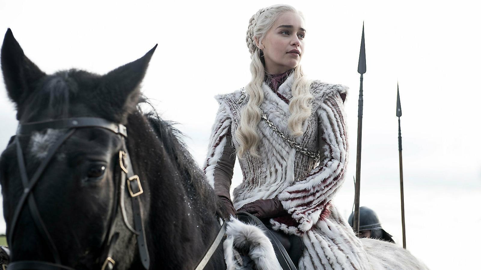 La Xina censura l'estrena de l'última temporada de 'Joc de trons'