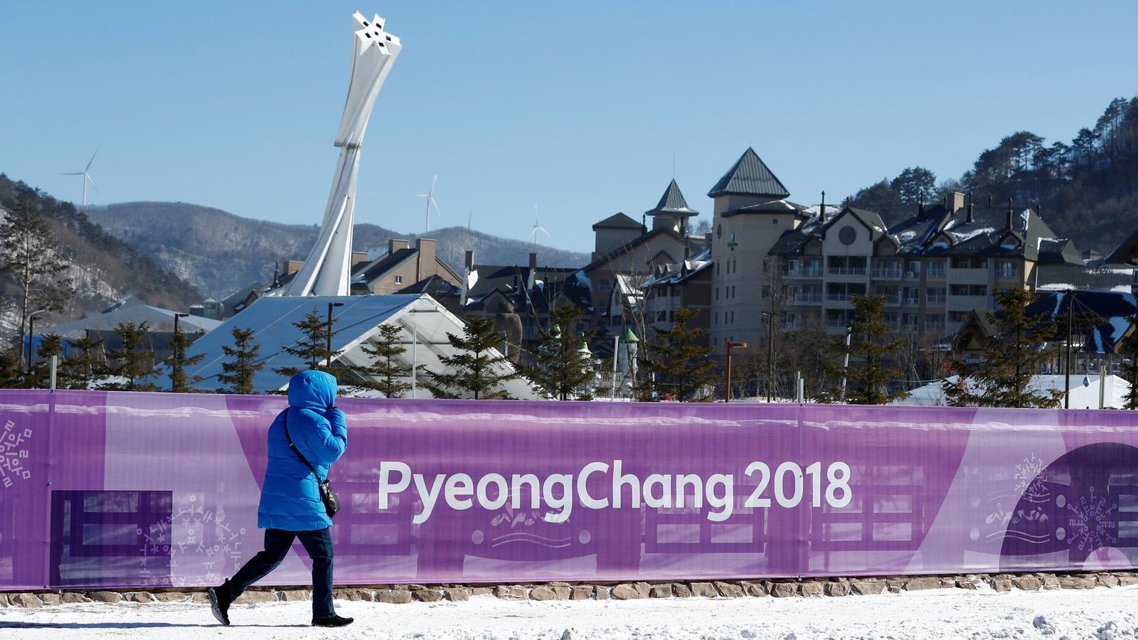 Els Jocs Olímpics d'hivern es disputaran a Pyeongchang durant el mes de febrer