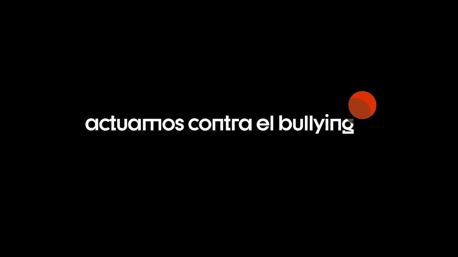 Campanya ACB 'Actuem contra el bullying'