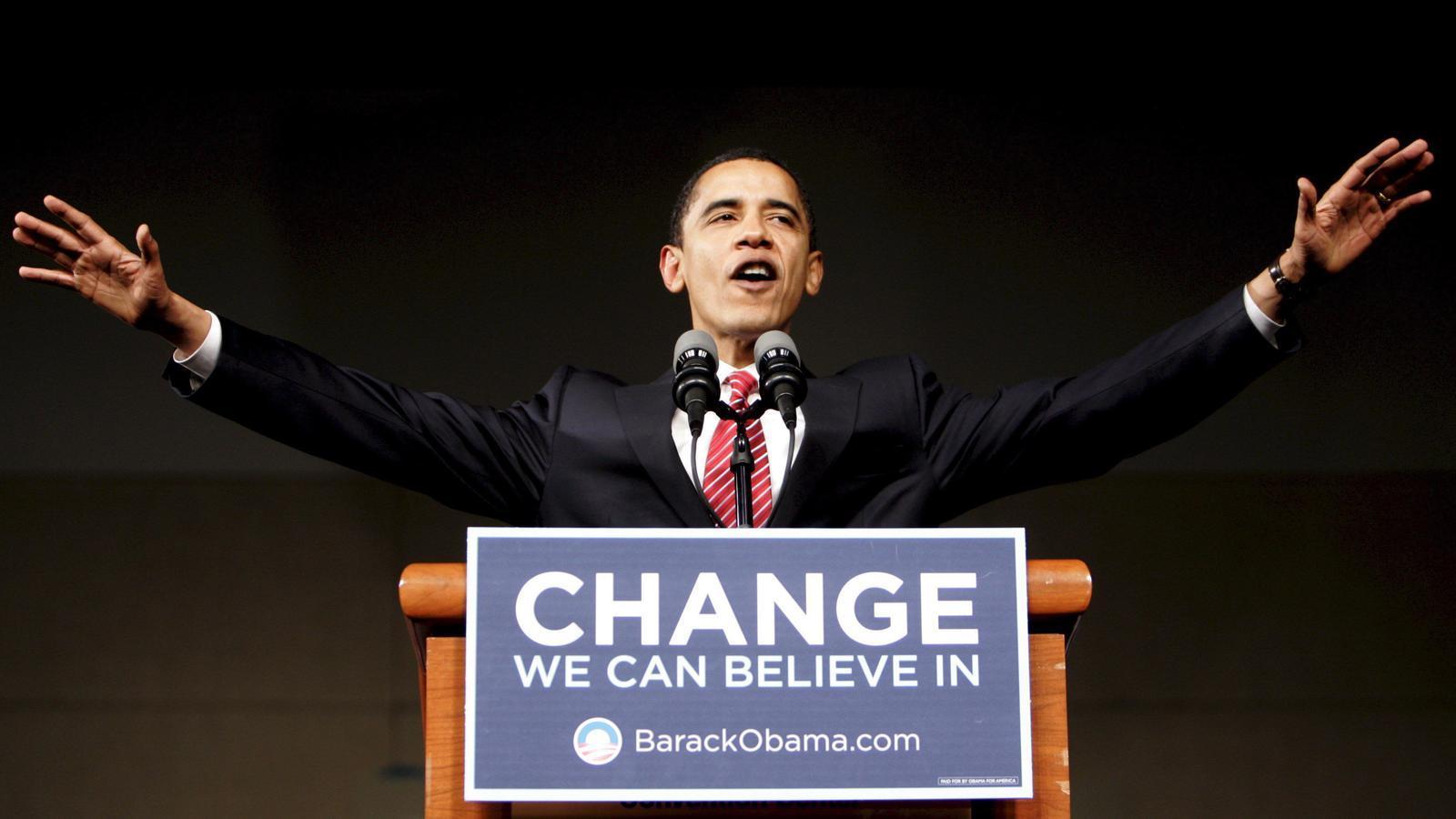 El mundo de Obama