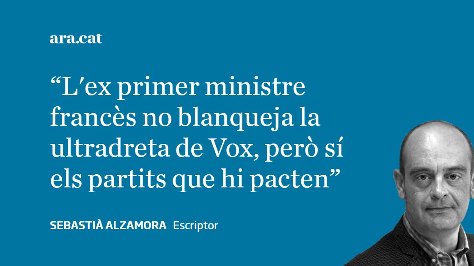 Valls, l'Estat contra el poble
