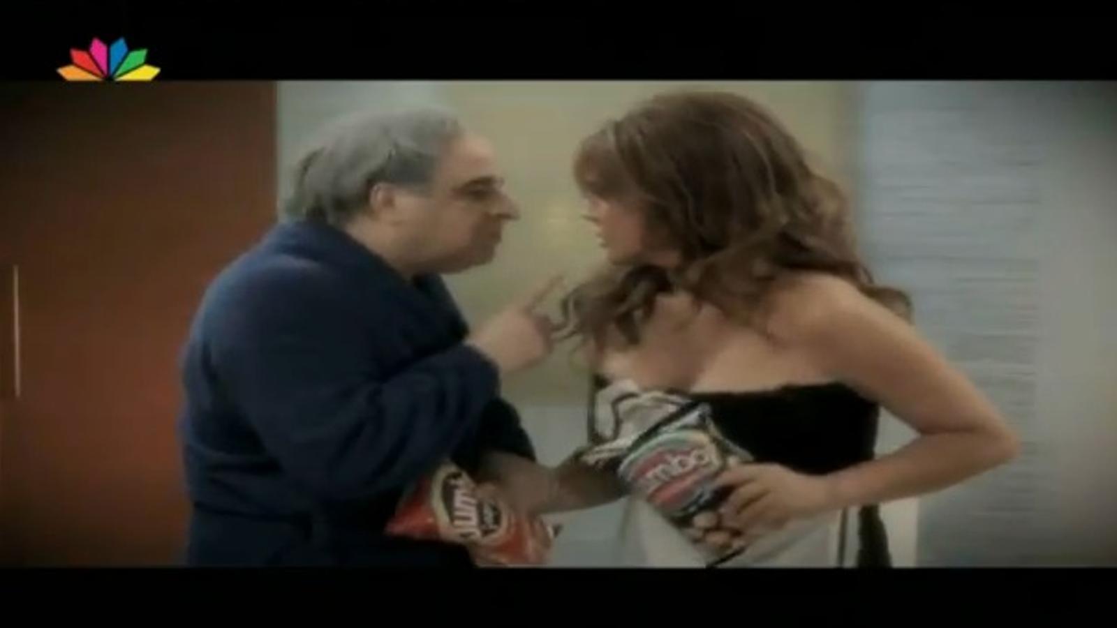 Un espot publicitari recrea la suposada escena de violació d'Strauss-Kahn