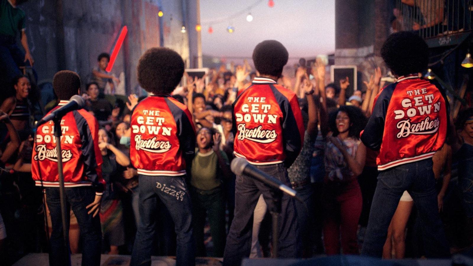 Netflix cancel·la 'The get down', la seva gran aposta per a aquesta temporada