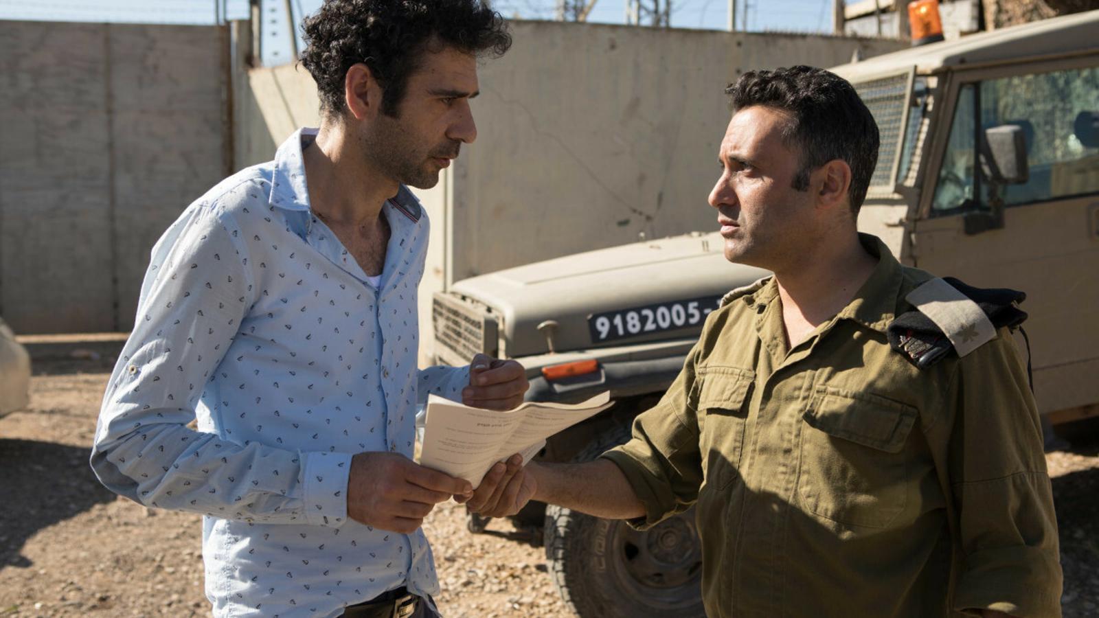 'Todo pasa en Tel Aviv': Una comèdia explosiva sobre el conflicte àrab-israelià