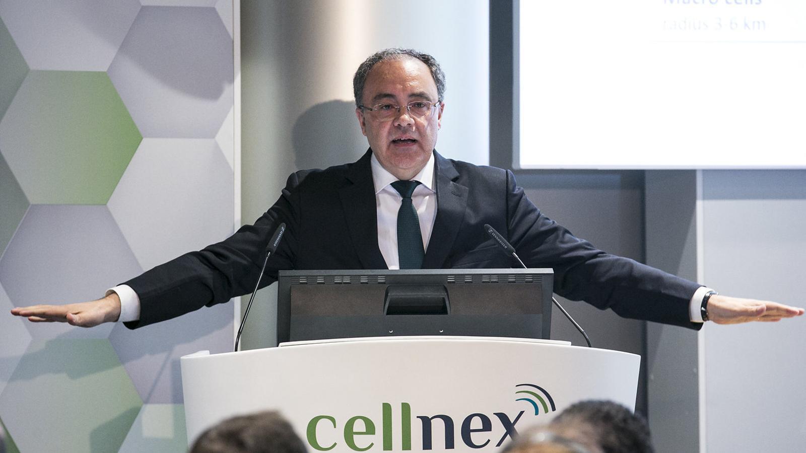 Cellnex també serà italiana: els Benetton la compraran per 1.500 M€