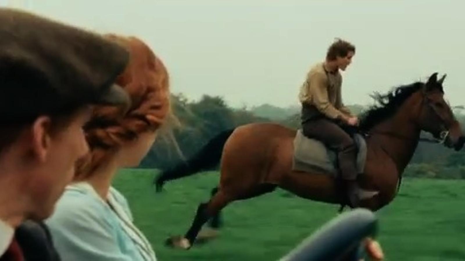Tràiler de 'War horse', la nova pel·lícula d'Steven Spielberg