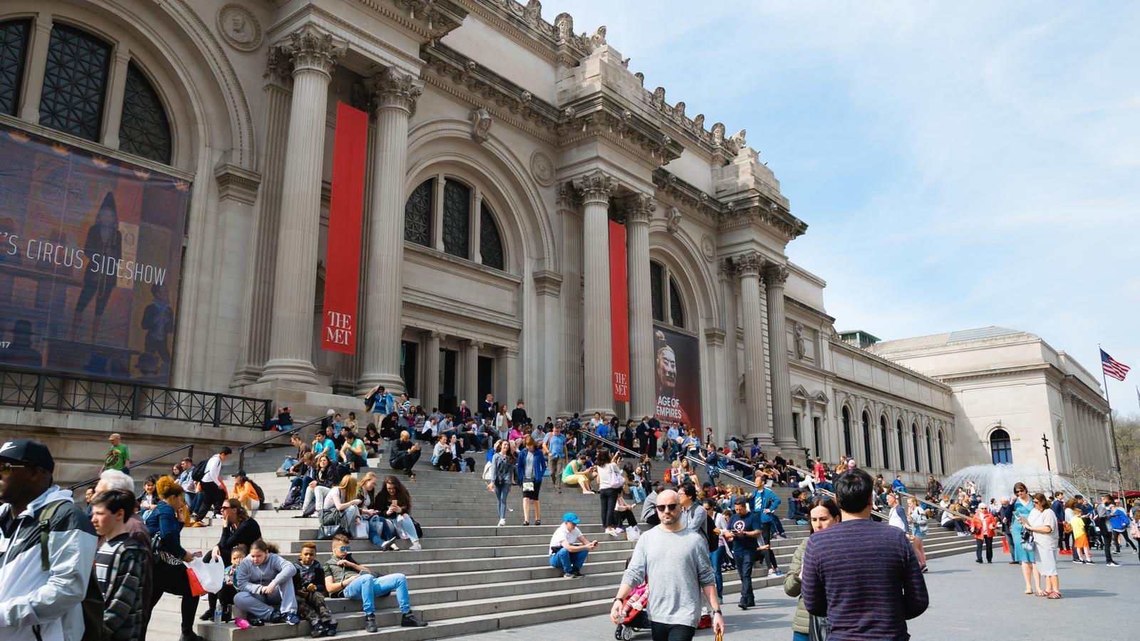 El Met de Nova York, 5.000 anys d'història en 150 anys de vida