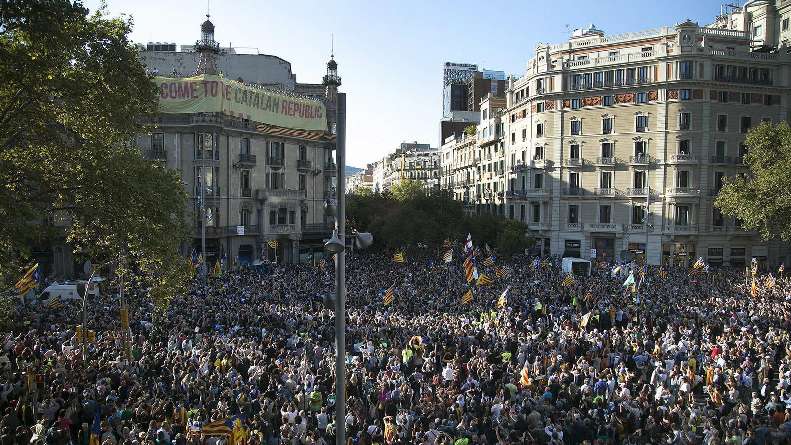 L'anàlisi d'Antoni Bassas: 'Si el 20-S va ser un tumult'