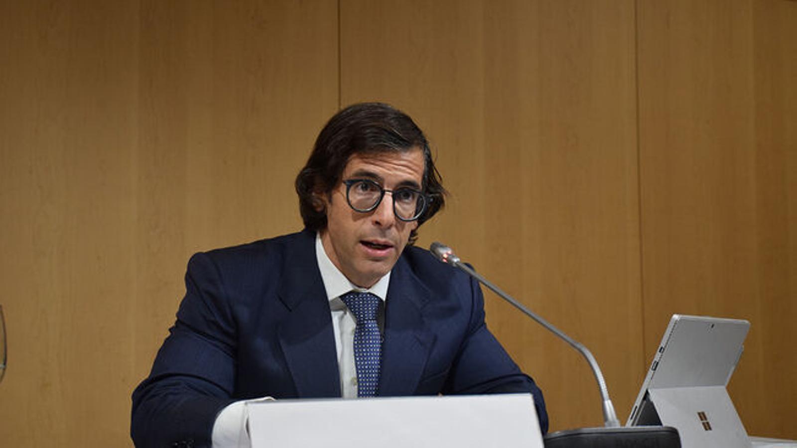 Ramón López, en una imatge d'arxiu. / ARXIU ANA