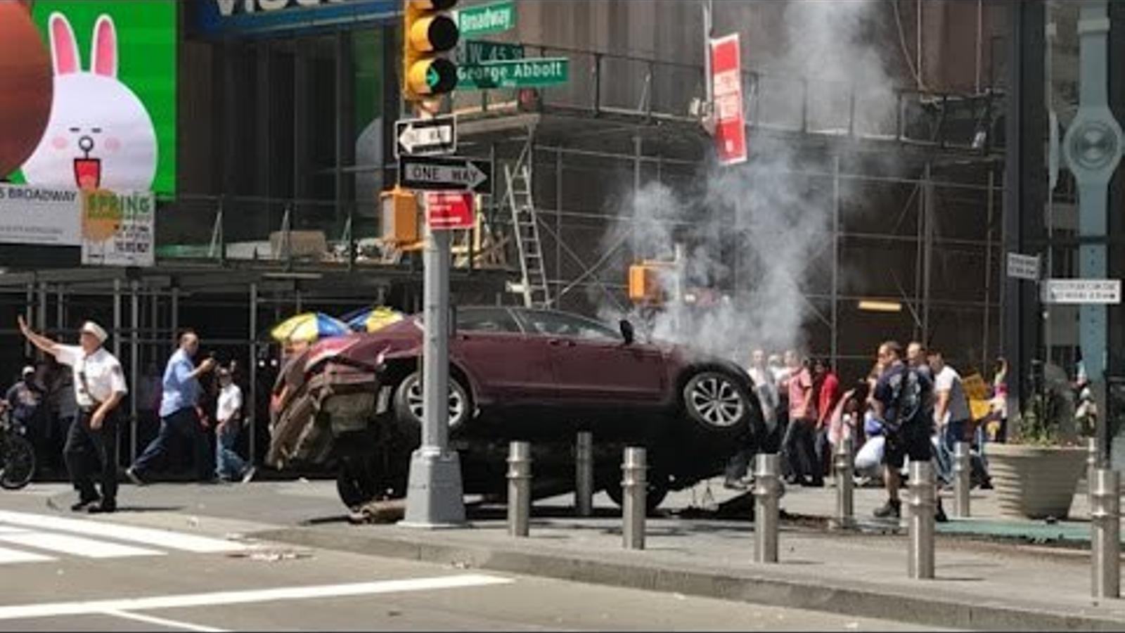 Times Square, en directe