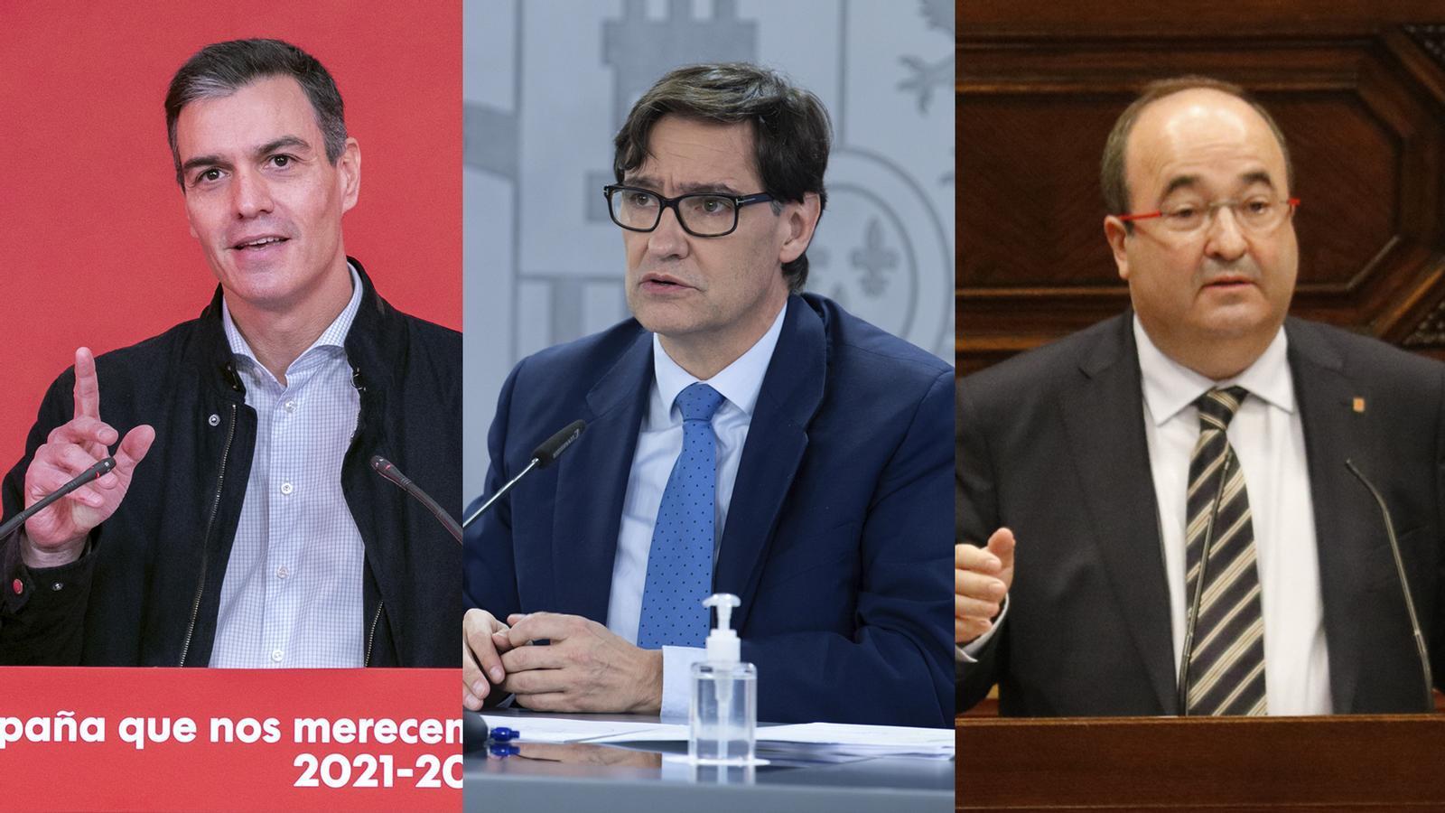 L'anàlisi d'Antoni Bassas: 'Illa i el PSC «desacomplexadament espanyolista»'