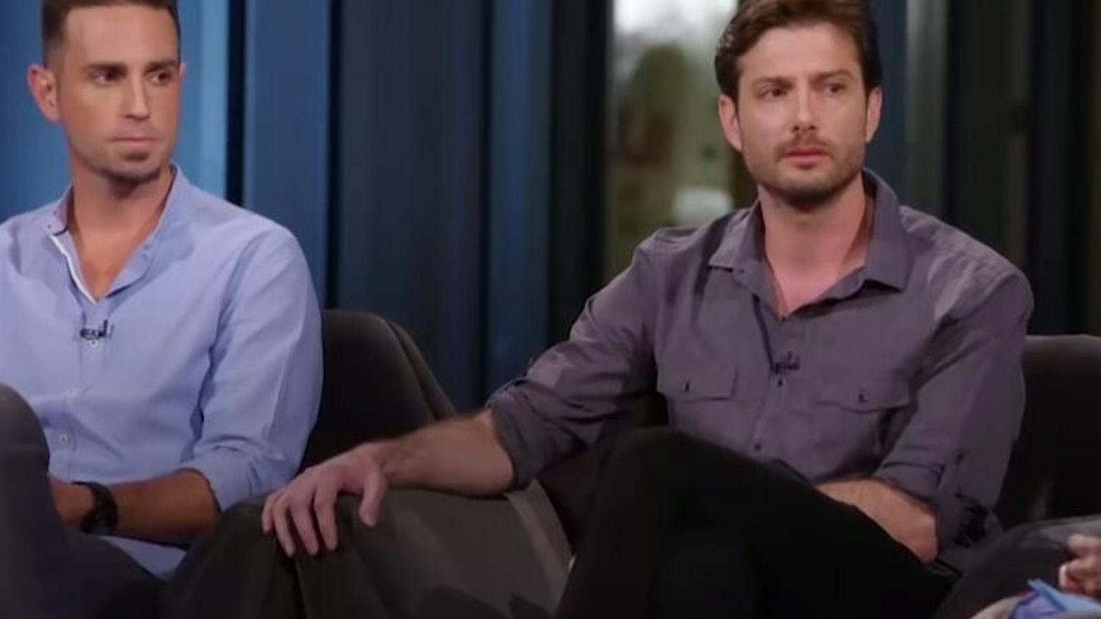 Els dos homes que denuncien a 'Leaving Neverland' els suposats abusos de Jackson, Wade Robson i James Safechuck
