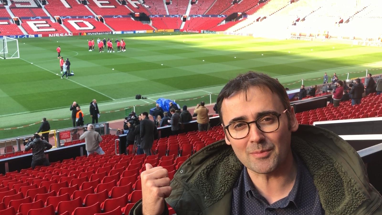 La prèvia del Manchester United-Barça