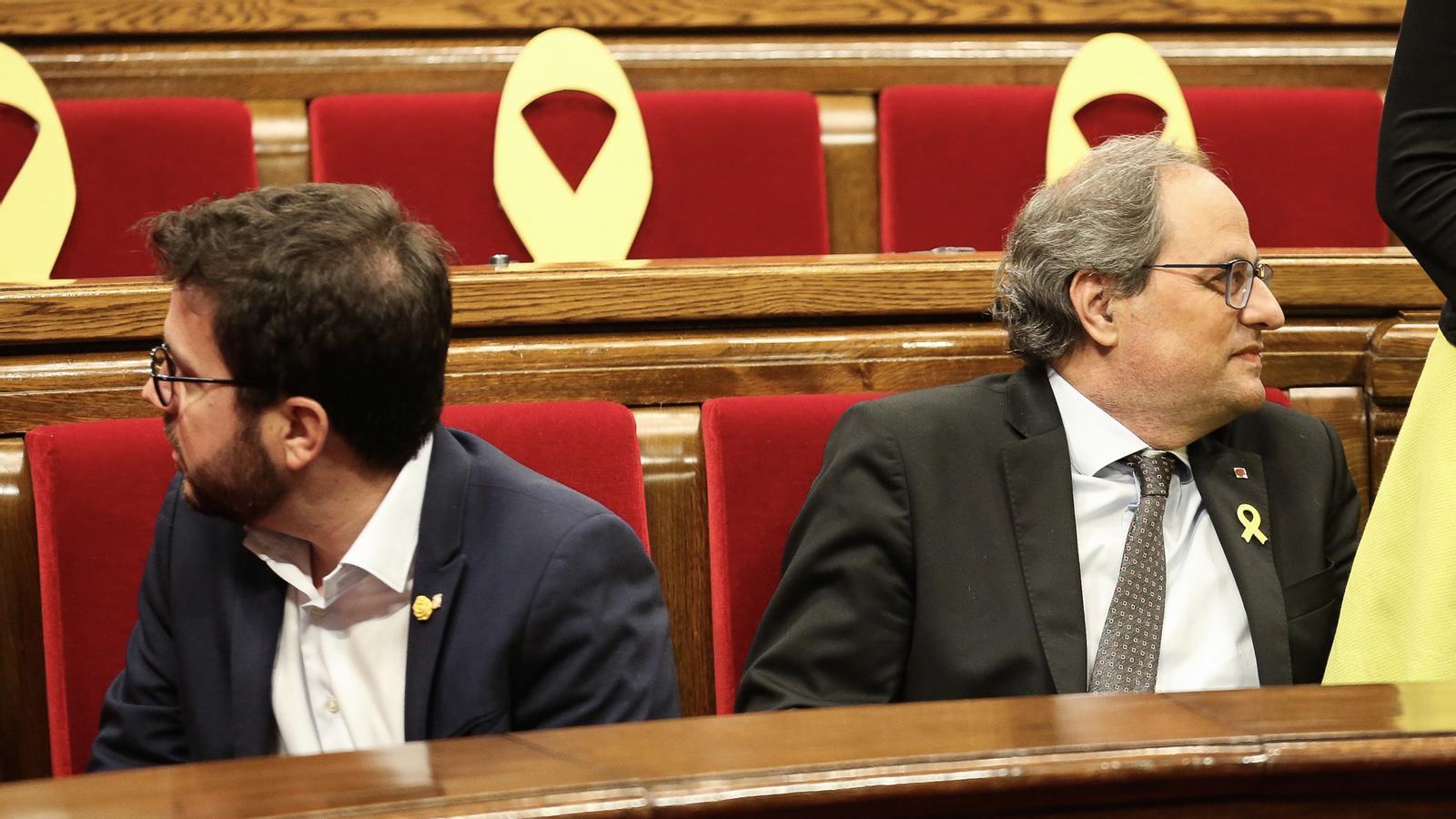 L'anàlisi d'Antoni Bassas: 'L'absurda derrota de la majoria'