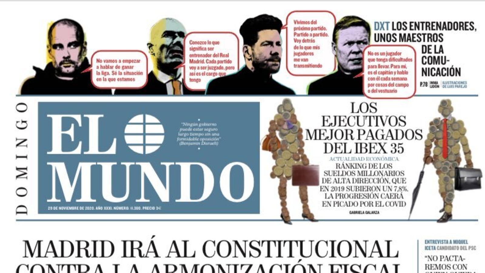 29/11 El Mundo