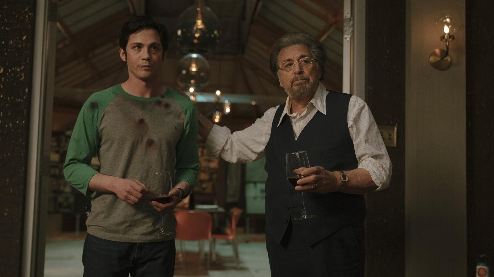 Al Pacino i Logan Lerman són els protagonistes de 'Hunters'