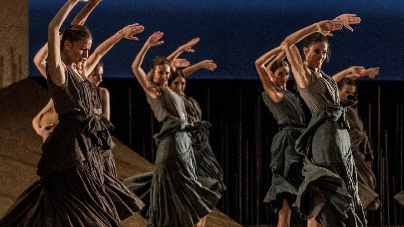 'Electra' és el darrer espetacle de la BNE que es va veure al Teatre Auditori de Sant Cugat