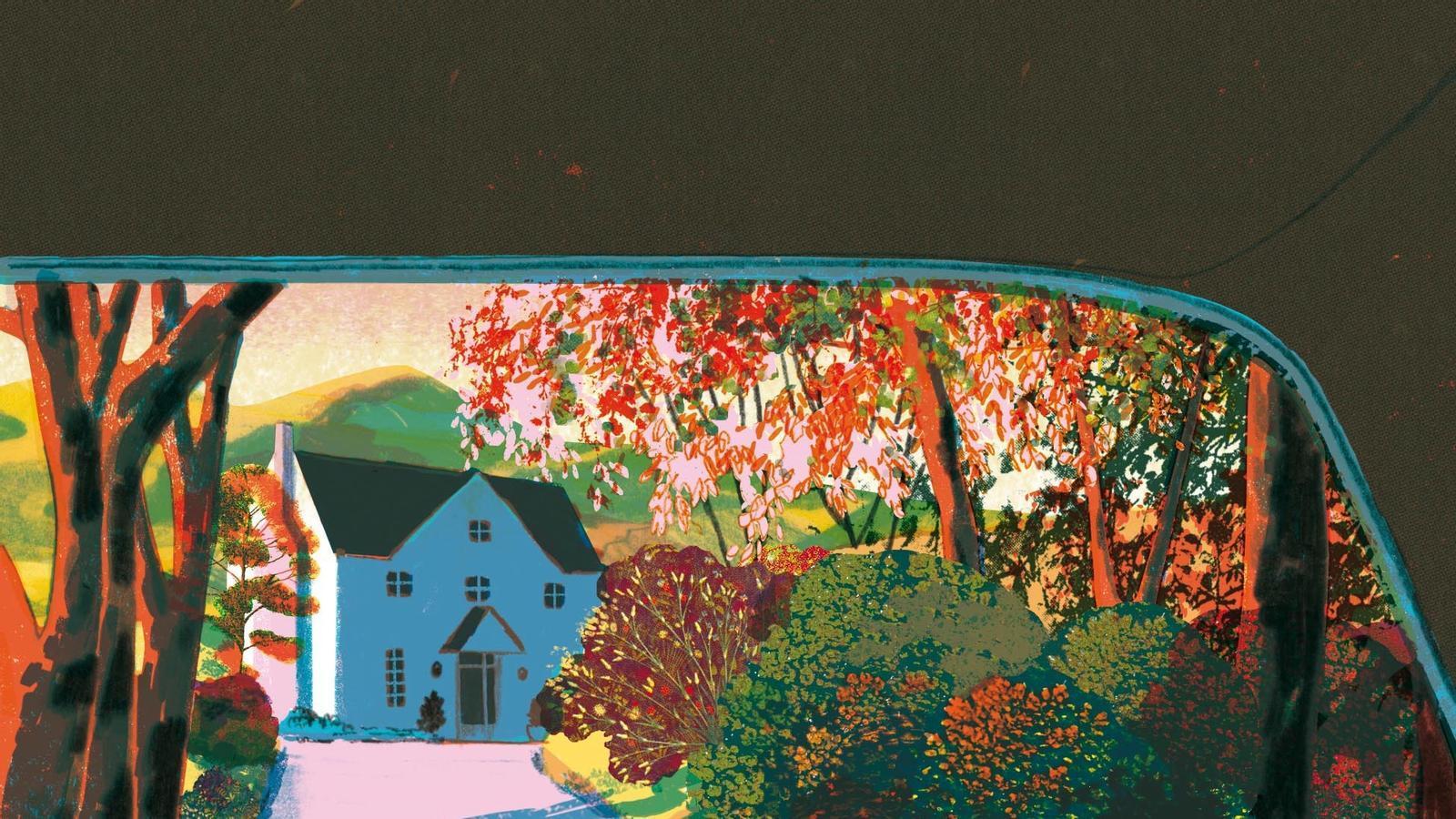 Il·lustració de Sonia Pulido per al 'Boston Globe'