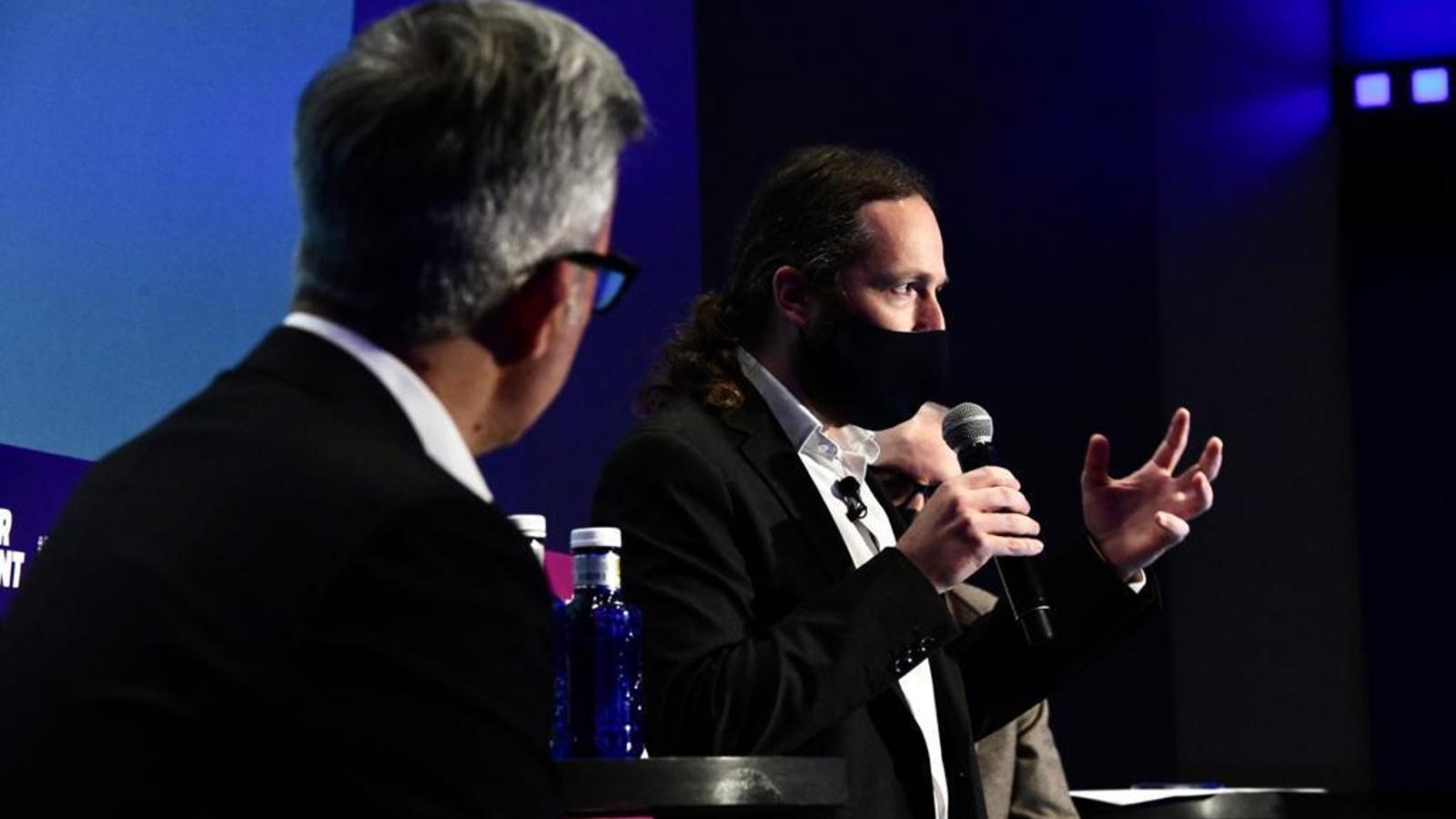 Marc Duch s'ha incorporat a l'àrea social del projecte de Víctor Font