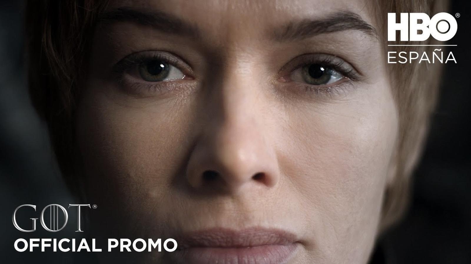 Vídeo Nou tràiler de la setena temporada de 'Joc de trons'