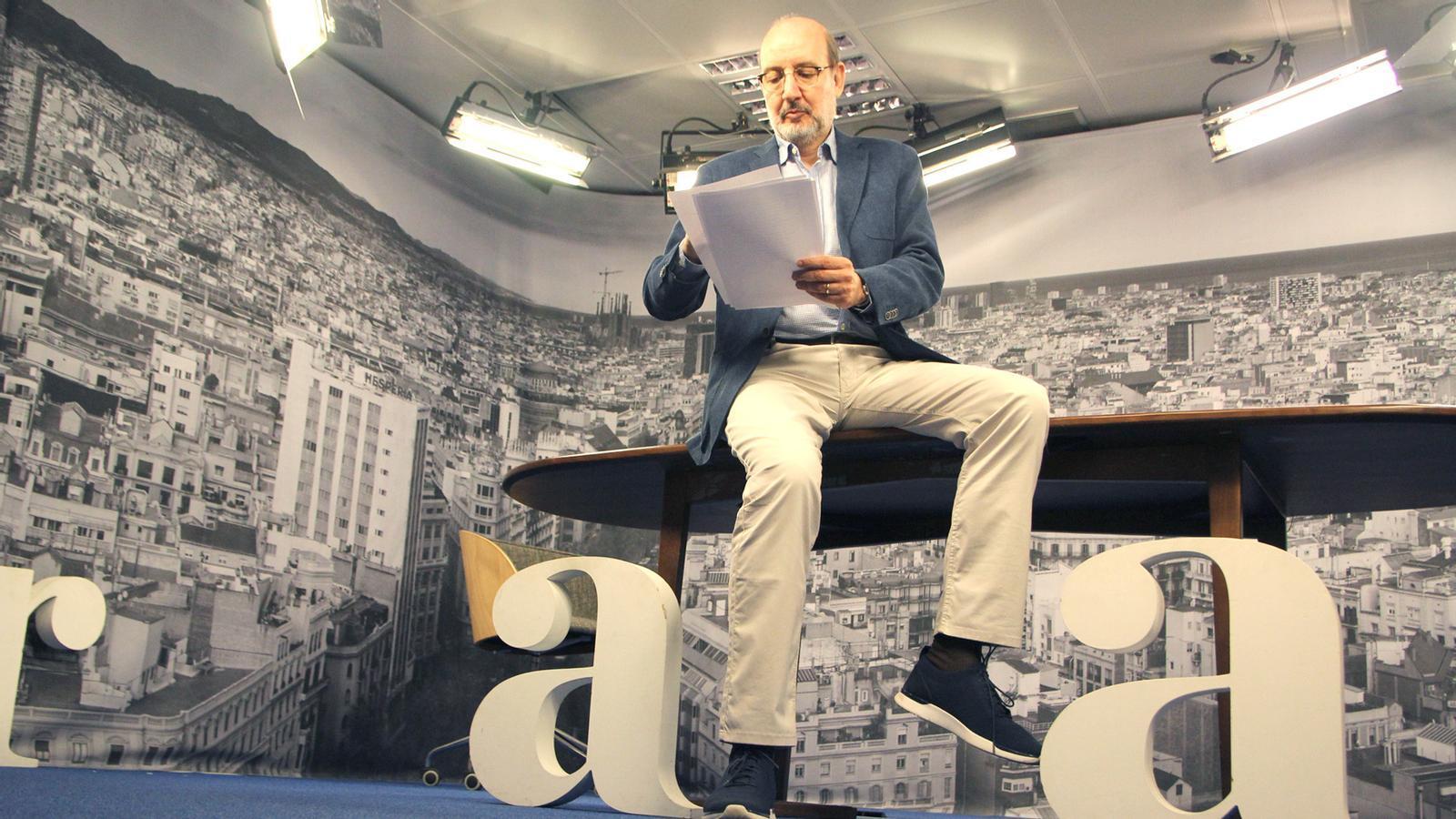 L'anàlisi d'Antoni Bassas: 'La claredat, Borrell i els 'menes''