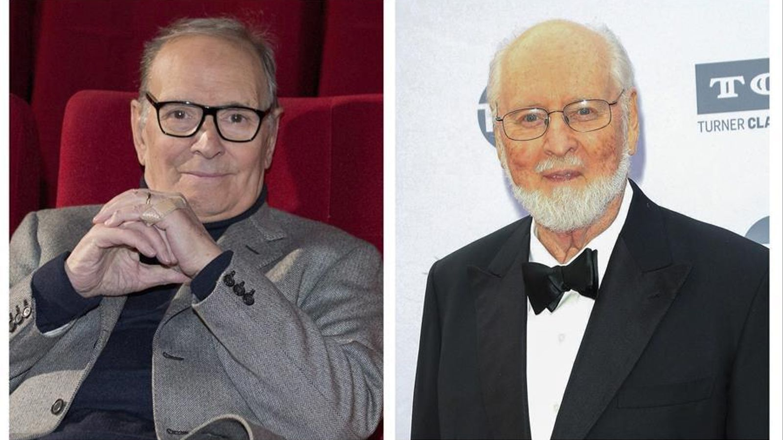 Ennio Morricone i John Williams