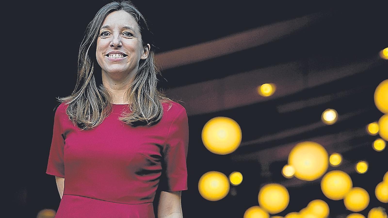 L'escriptora Llucia Ramis.