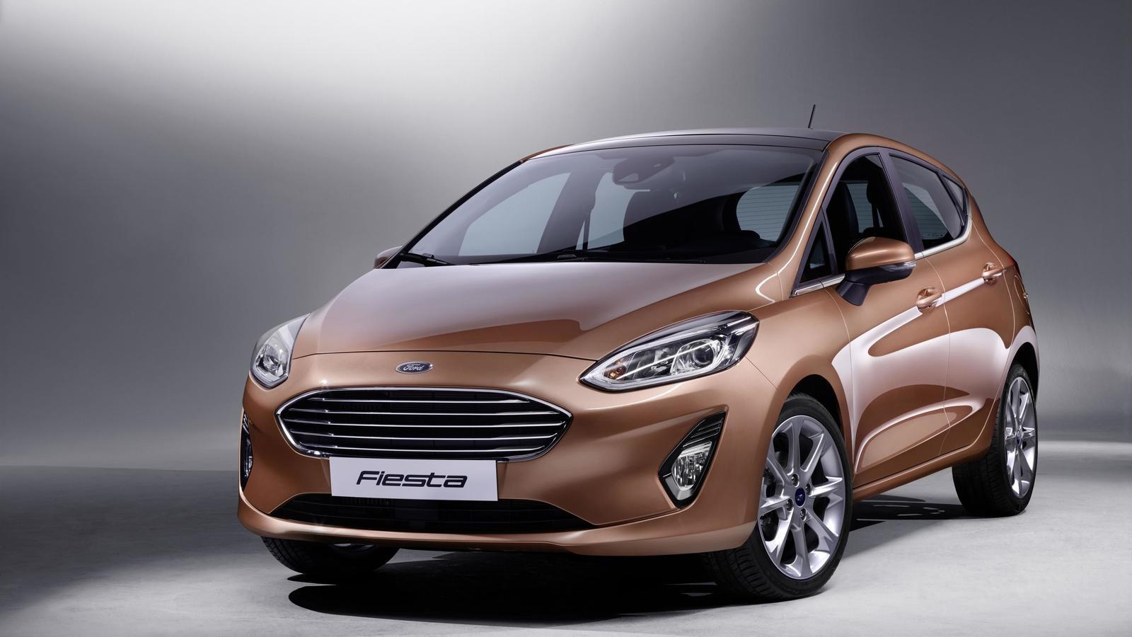 Ford presenta el nou Fiesta / FORD