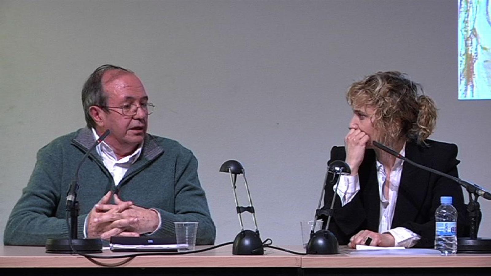 Jaume Cela a Mònica Terribas, sobre les xarxes socials: Aquests invents ens estan accelerant el món