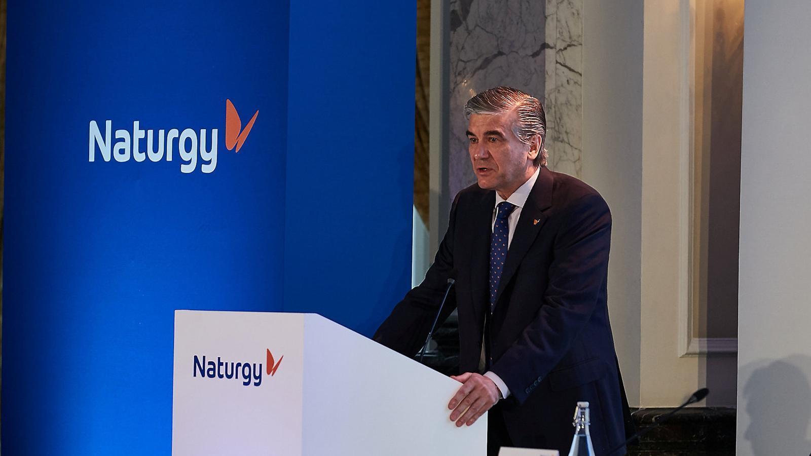 Naturgy substitueix Gas Natural Fenosa com a marca de la companyia energètica per afrontar els nous reptes