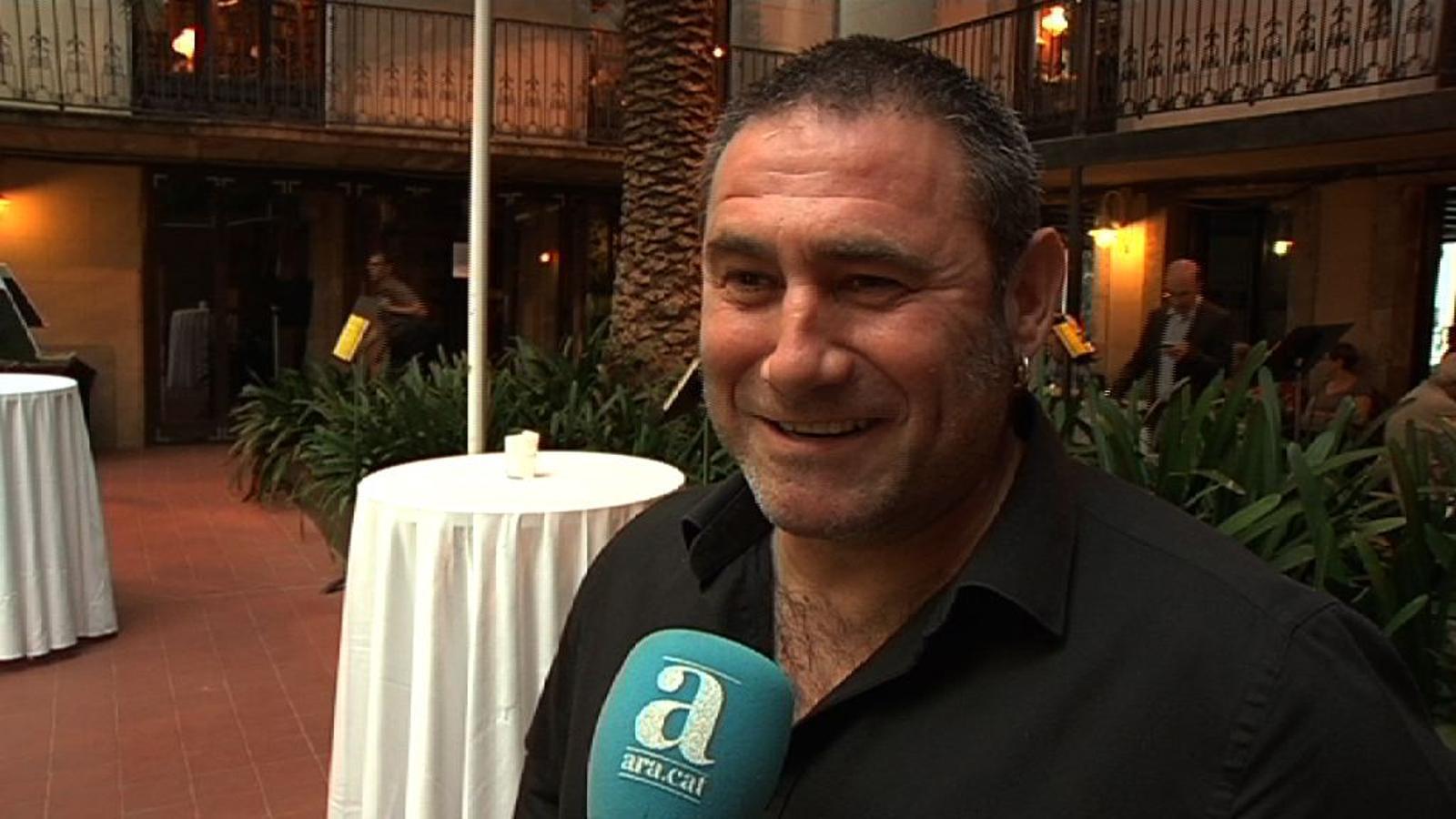 Sergi López ja és de la Bernat Metge