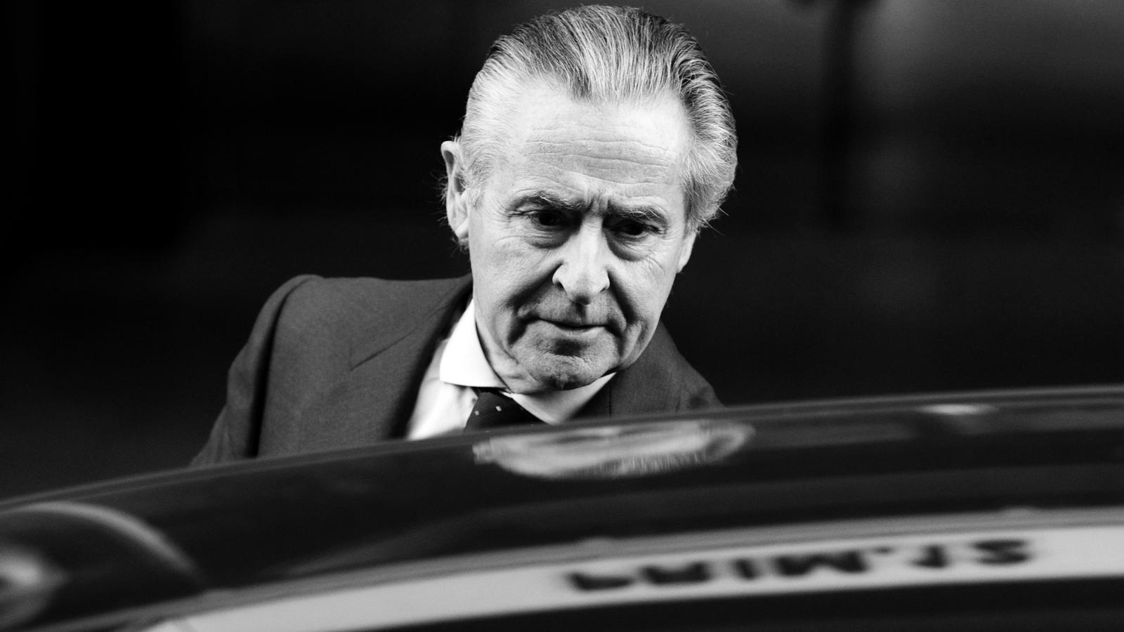 L'expresident de Caja Madrid, Miguel Blesa.