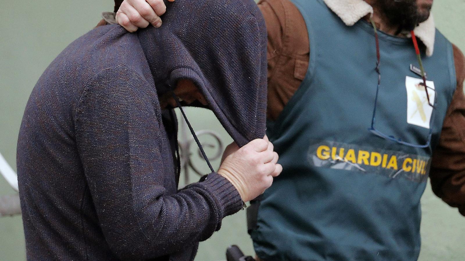 El cas Diana Quer deixa a la corda fluixa  la presó permanent revisable