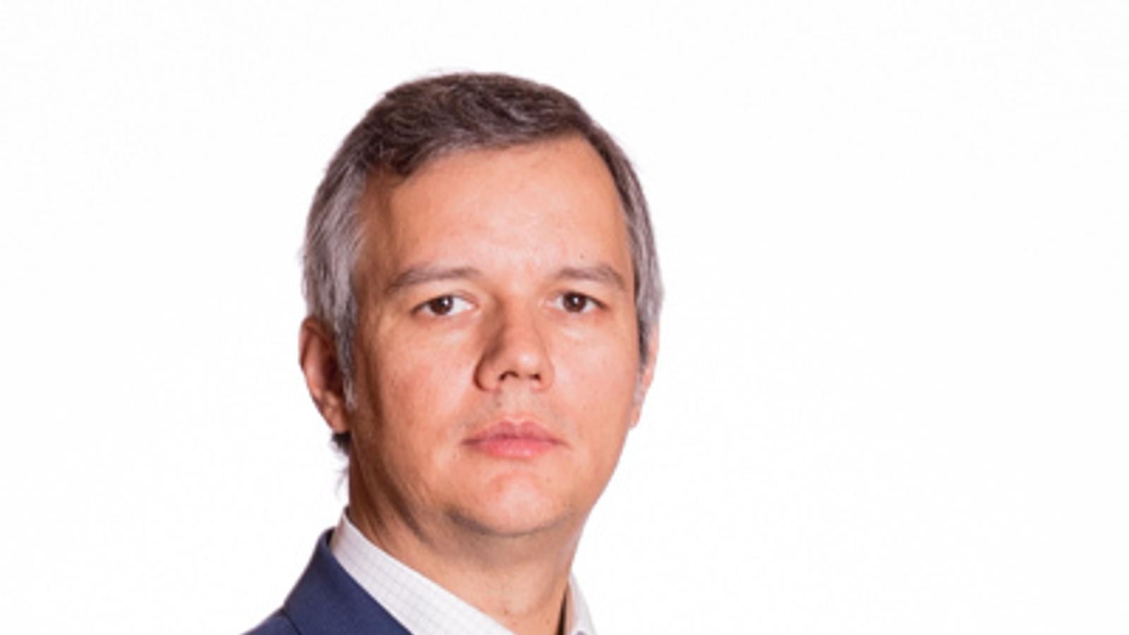 Carlos Foz és nou CEO d'Andbank Brasil. / ANDBANK