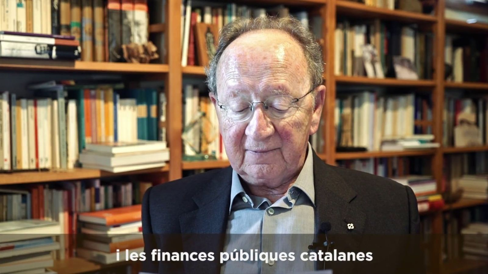 Joan F. Mira speaks about the recent events in Catalonia