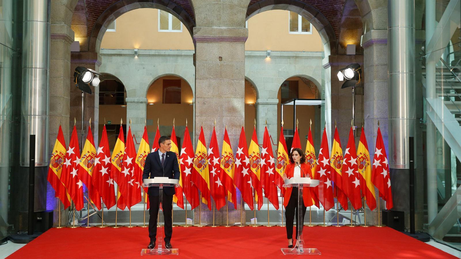 L'anàlisi d'Antoni Bassas: 'Què espera l'Estat per fer complir la llei a Madrid?'