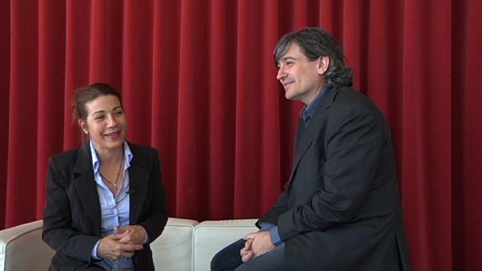 Entrevista completa a Emma Vilarasau