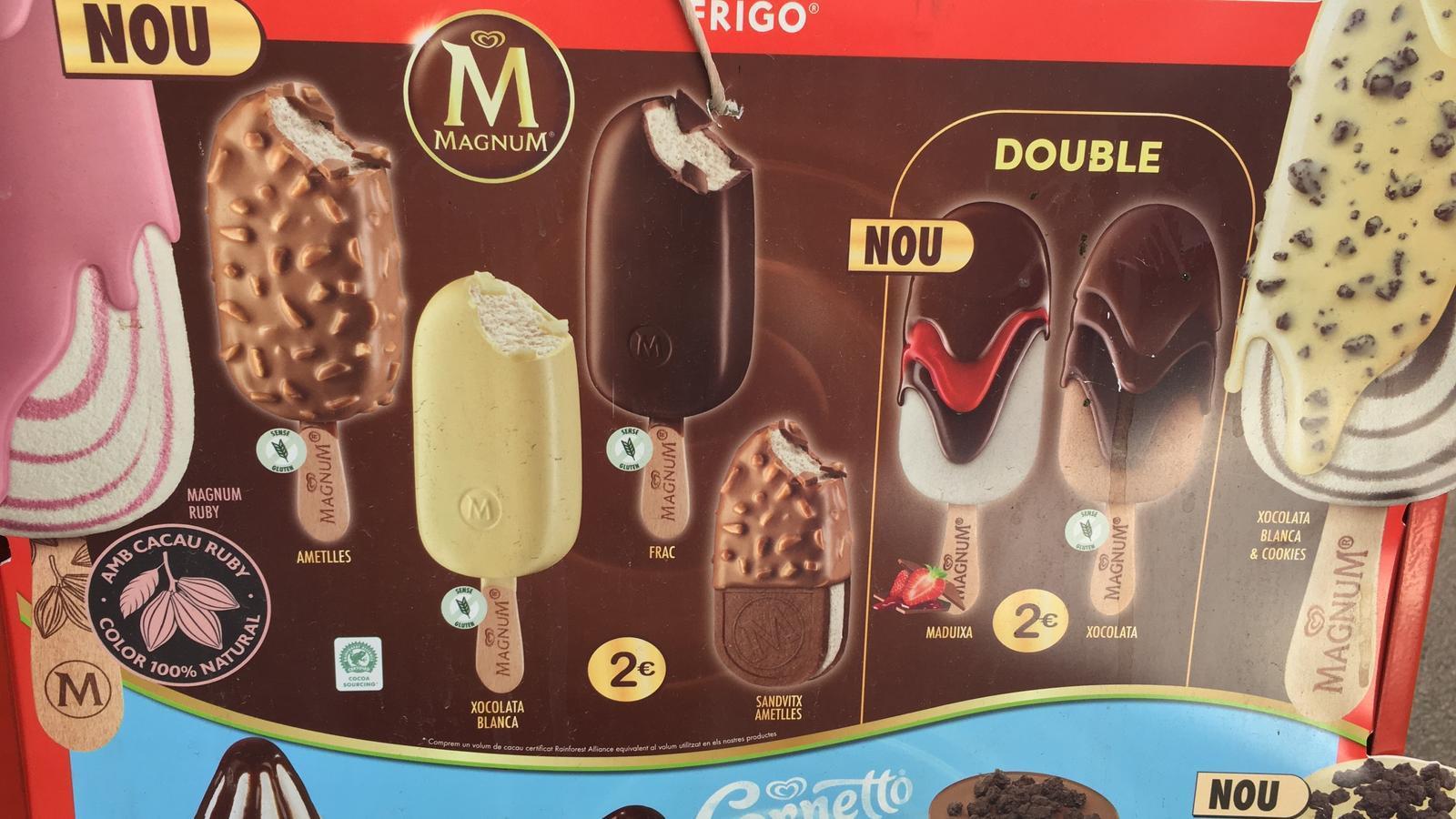 El boicot que penja de la X de xocolata
