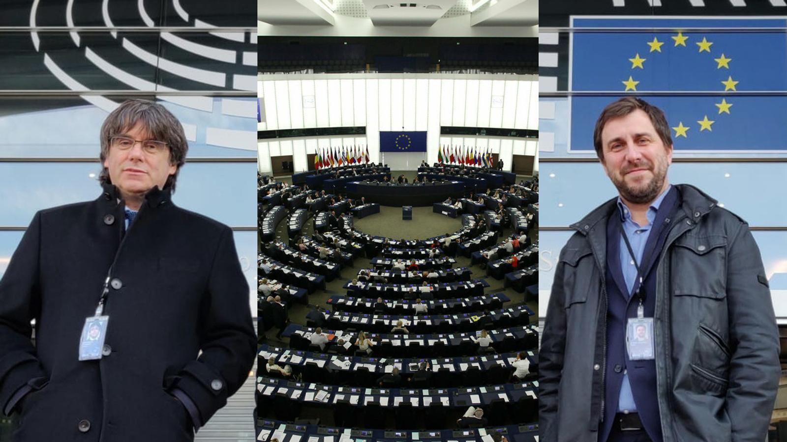 L'anàlisi d'Antoni Bassas: 'Puigdemont i Comín a Estrasburg, un triomf de la democràcia i la persitència'
