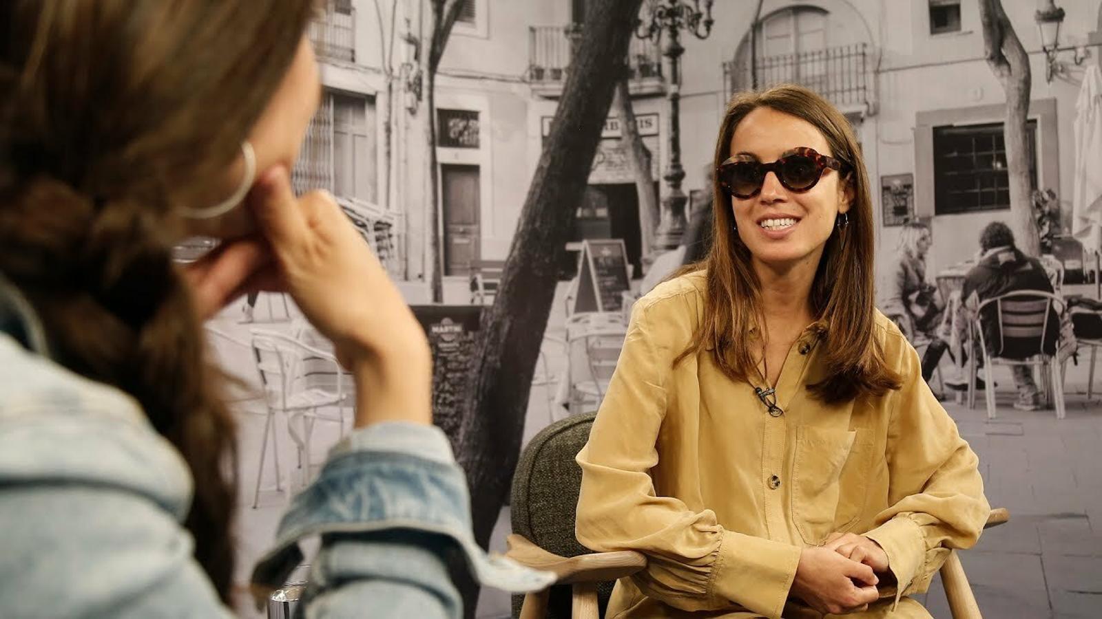 Entrevista de Laura Rosel a Maria Petit
