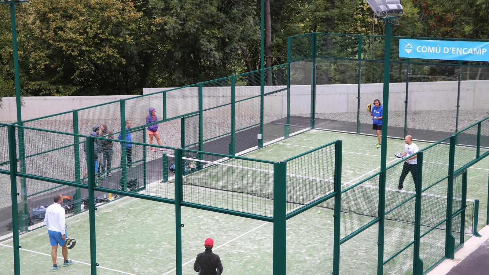 El torneig tindrà lloc el 29 de setembre. / COMÚ D'ENCAMP
