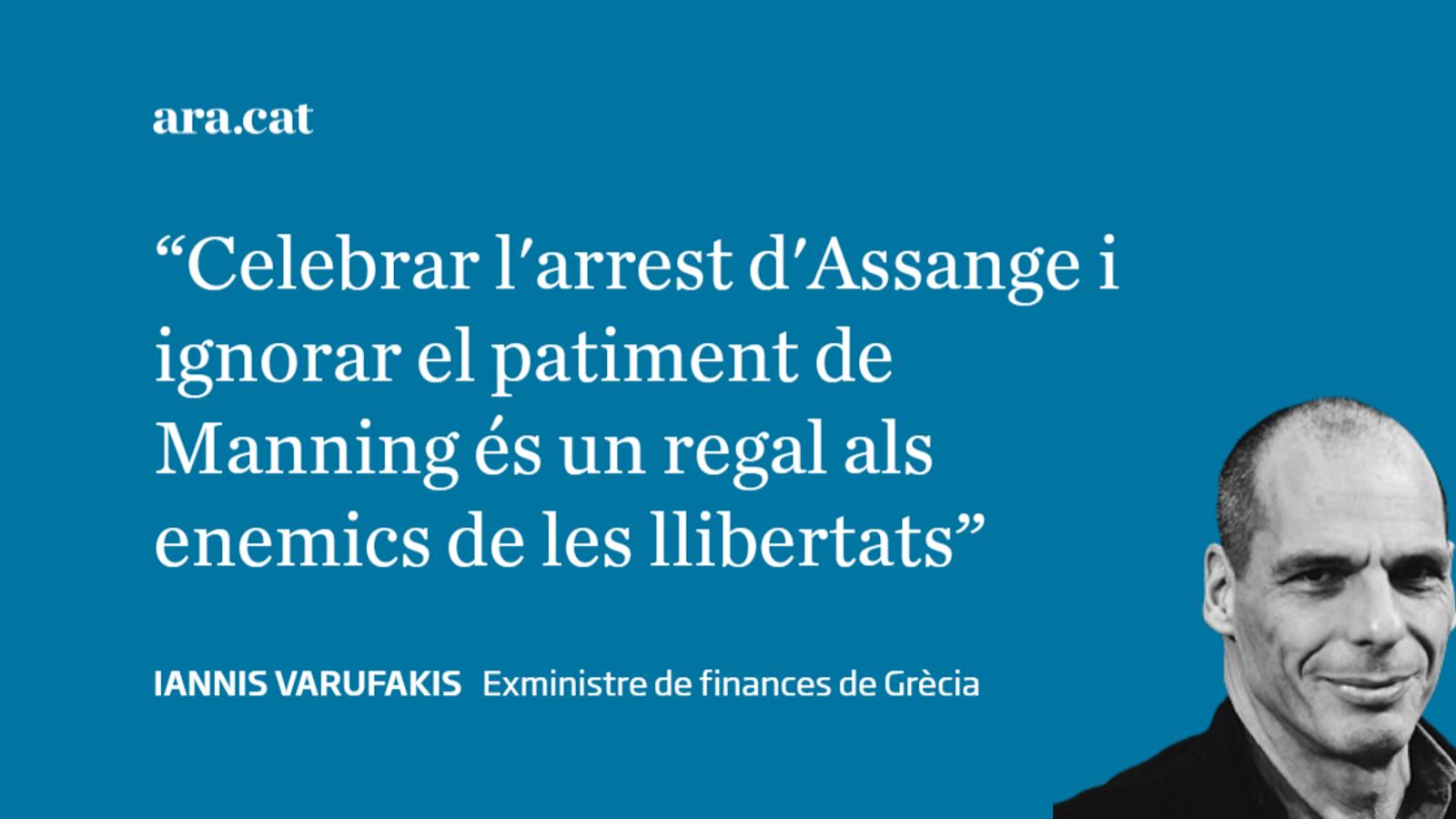 Les meves reunions amb Julian Assange