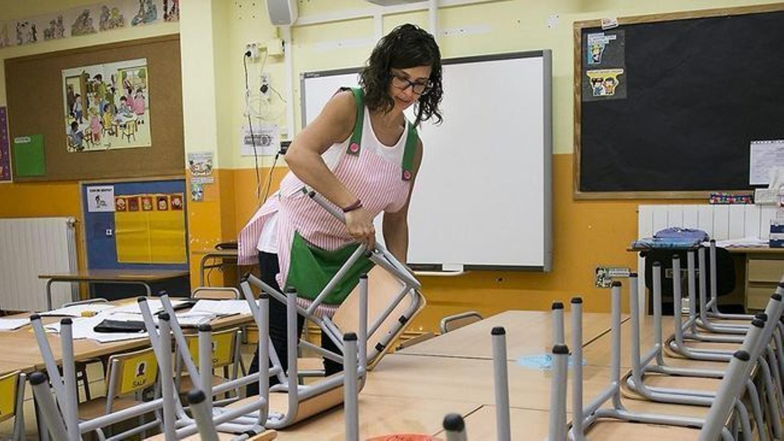 Consideren que no es respecta la incorporació d'alumnes d'infantil o amb discapacitat
