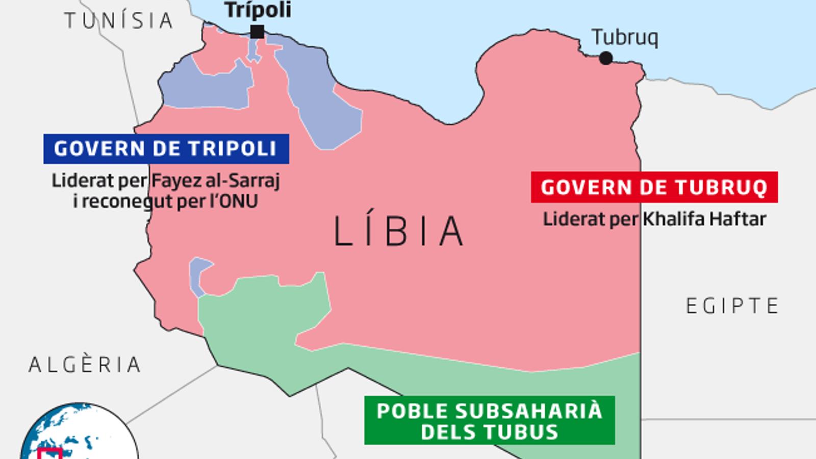 Rússia i Turquia demanen un alto el foc a Líbia